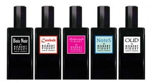 Five new Robert Piguet fragrances