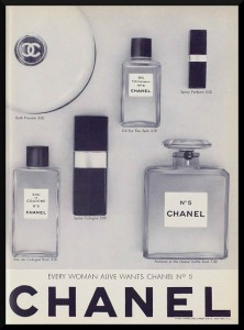 VintageChanelAd