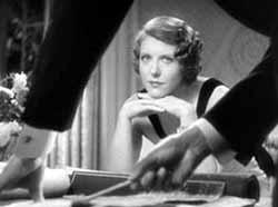 "Ruth Chatterton in ""Female""."
