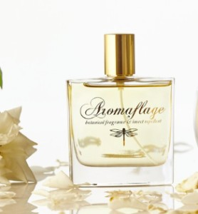 Aromaflage bottle